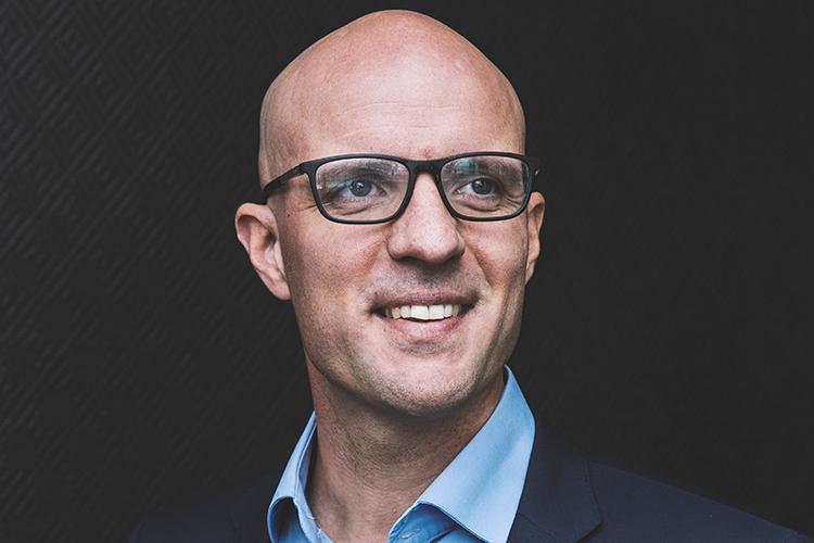 Dirk Oosterlinck, managing director Easyfairs Belgium