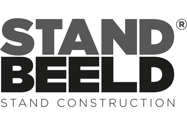 StandBeeld stand construction logo