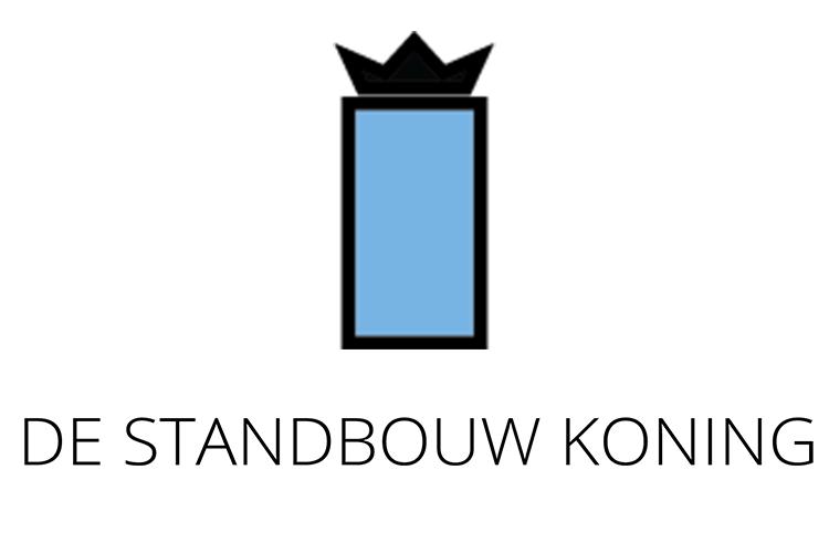 De Standbouw Koning logo