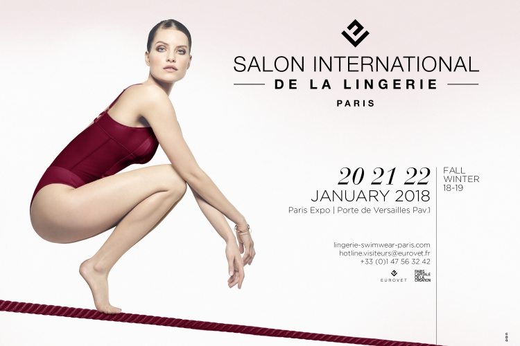 Salon International de La Lingerie Paris Interfiliere 2018
