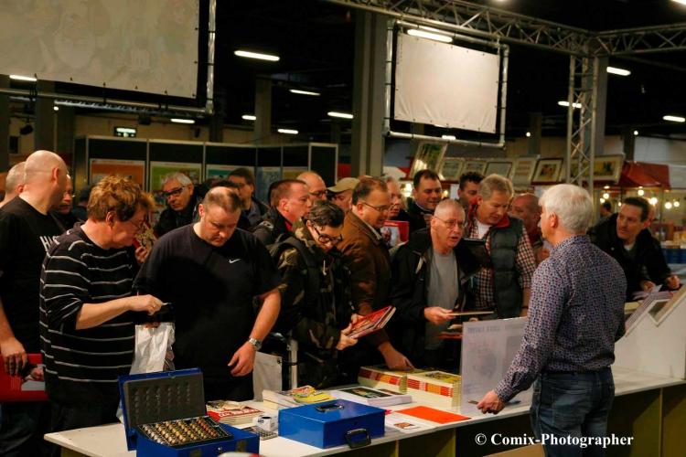 Stripdagen samen met Dutch Comic Con