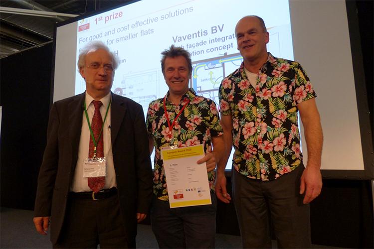 Fresh-r wint prijs op Passivhaus