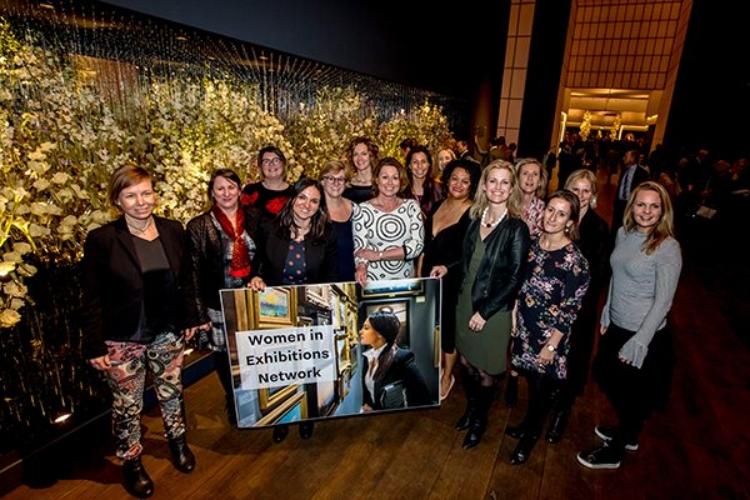 Internationaal Vrouwennetwerk Beurs-& Evenementensector
