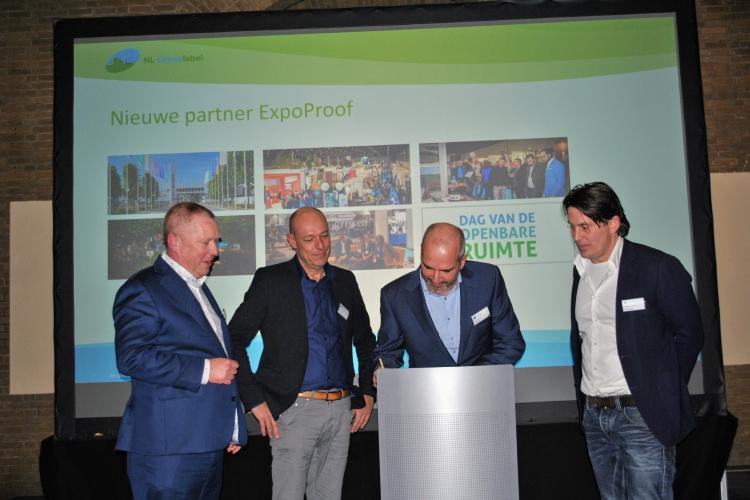 NL Greenlabel en De dag van de Openbare Ruimte