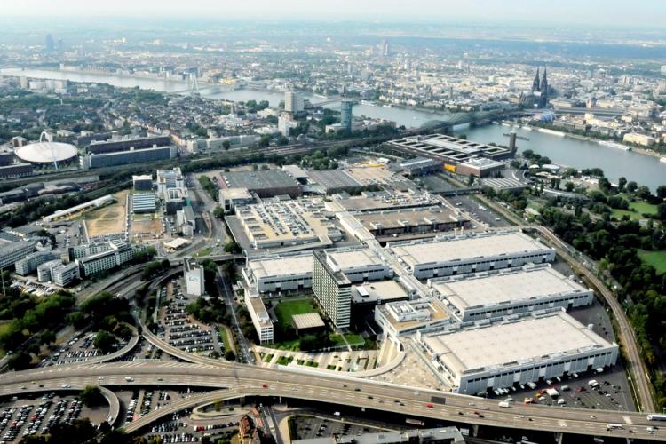 Duitse beurscomplexen - Koelnmesse