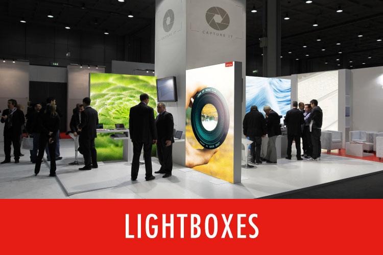 EFKA led-lightbox aanbieding