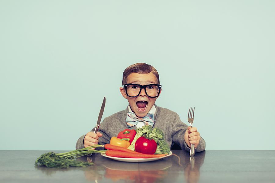 Beurscatering: kies voor smartfood