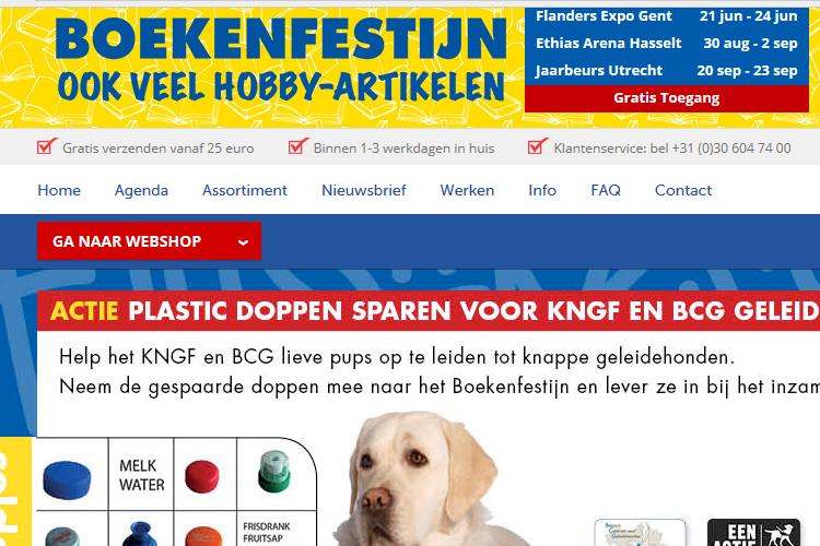 Boekenfestijn Gent