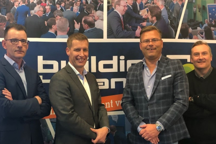 Building Holland overgenomen door Easyfairs