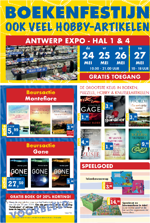 Boekenfestijn Antwerpen