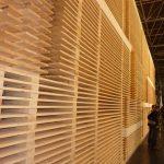 Euroshop kaal hout als standbouw trend