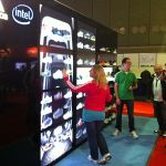 ISE led displays adidas