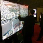 ISE led displays interactief