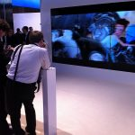 ISE led displays samsung 3D