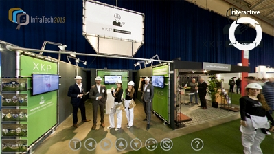 Infratech virtuele tour