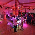 PUMA Bar Mostro tijdens de Volvo Ocean Race door Kubik