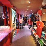 PUMA Retail tijdens de Volvo Ocean Race door Kubik