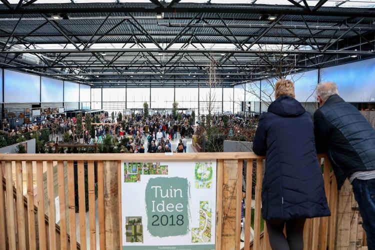 Tuinidee 2018 Brabanthallen 's Hertogenbosch