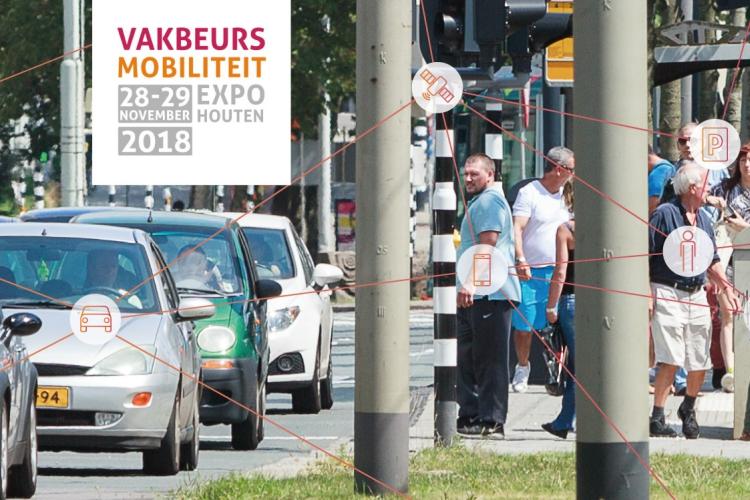 Vakbeurs Mobiliteit 2018 Expo Houten