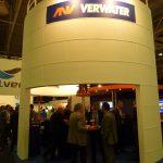 De tankstand van Verwater op StocExpo