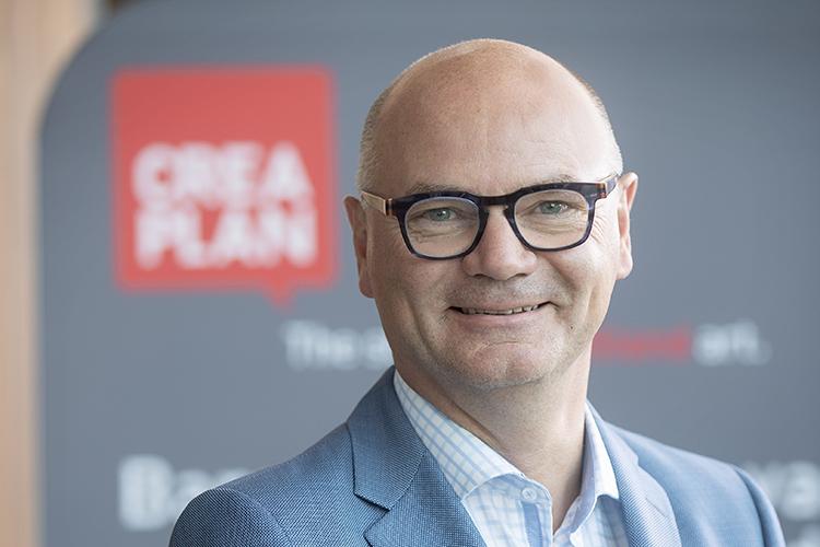 Walter Mastelinck nieuwe CEO Creaplan