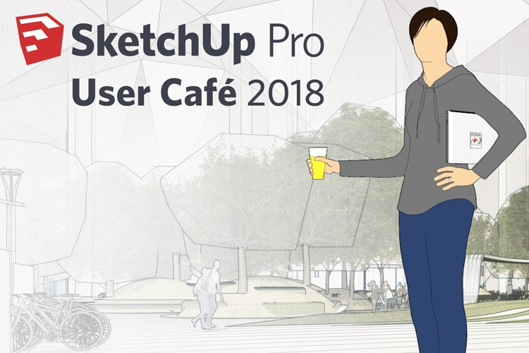 Eerste SketchUp Pro User Café van start in Amersfoort