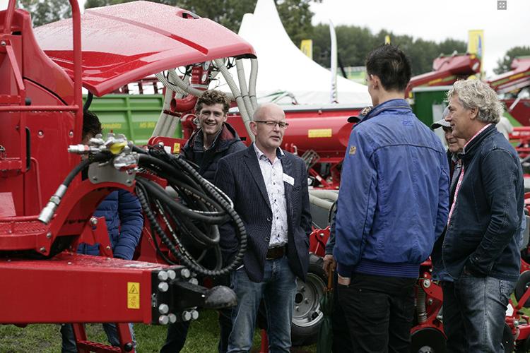 AgroTechniek Holland 2018 sfeerbeeld