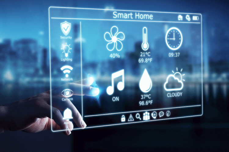 Smart homes en intelligent buildings