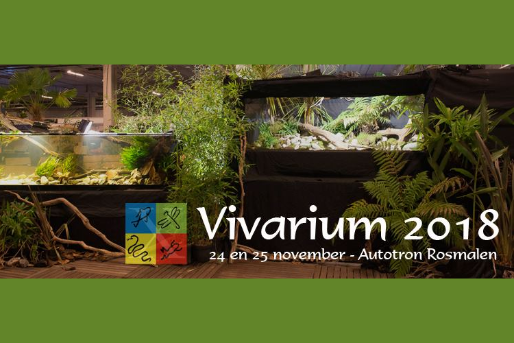 Vivarium 2018 Autotron Rosmalen