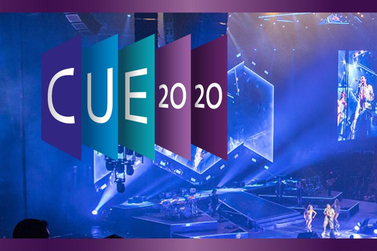 CUE2020 krijgt experience hal