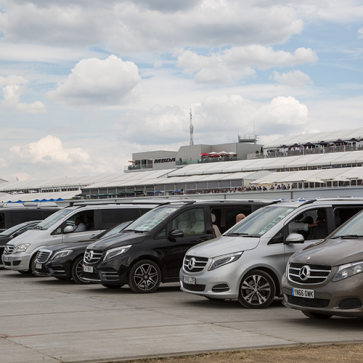 Farnborough Airshow Parkeren