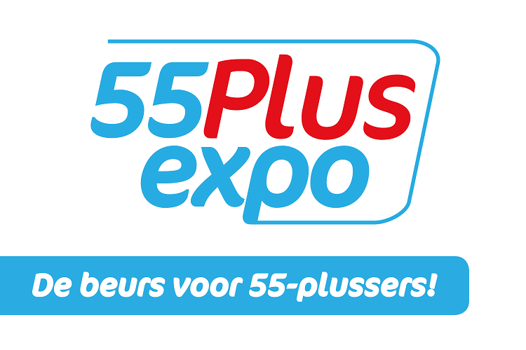 55 Plus Expo 2019 logo