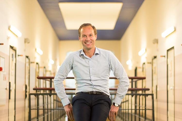 Bart Strijker, eigenaar van Jelba | (c) Thomas Fasting