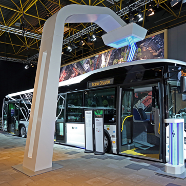 Busworld Scania Citywide