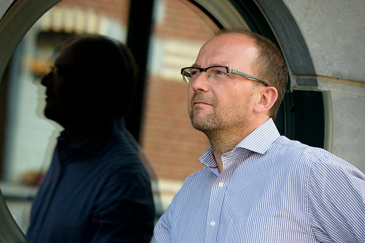 Frédéric François voorzitter Febelux | (c) Bart Vercammen