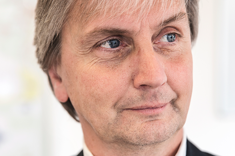 Geert Maes, managing director Fairs and Events Brussels Expo