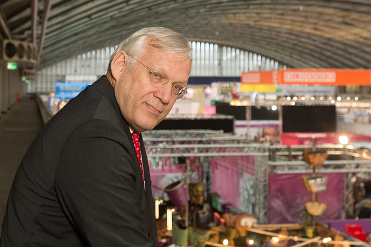 Hans Bakker vertrekkend CEO RAI Amsterdam | (c) Thomas Fasting
