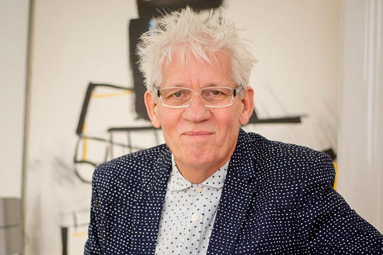 Hans de Wit, oprichter van Wit Design