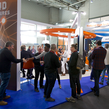 MWC Holland-paviljoen