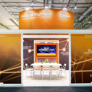 MWC Holland stand