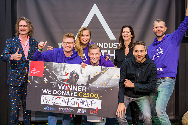 Winnaars eerste event industrie hackathon