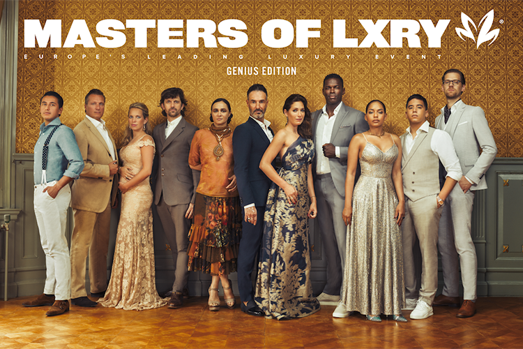 Masters of LXRY 2018 - Genius edition