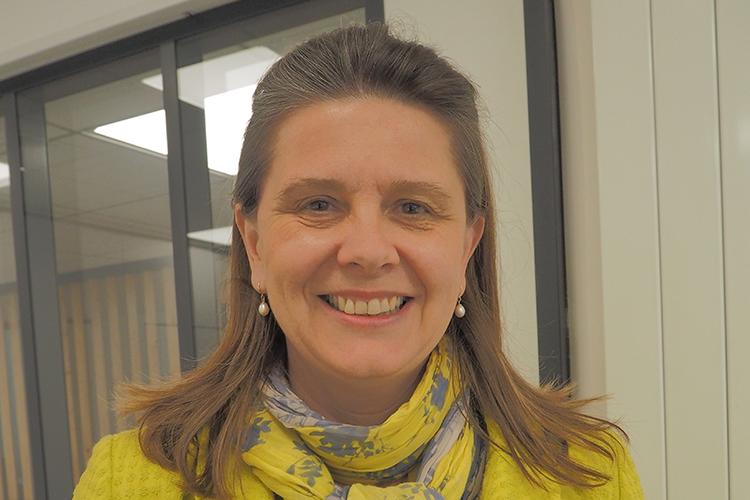 Raphaële Neveux, Directrice des Relations institutionnelles van Unimev