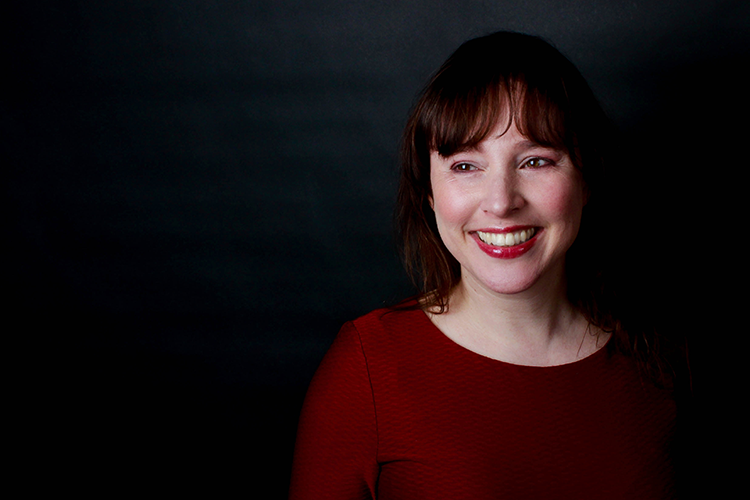 Cecile Keller initiatiefnemer van de training beursgesprekstechniek
