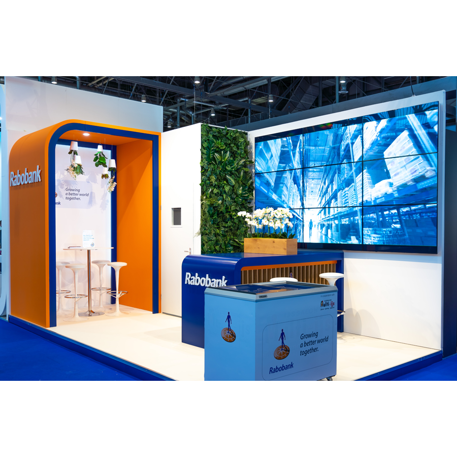 Rabobank Stand Project Woodfever