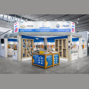 GebuVolco stand by L&M standbouwers