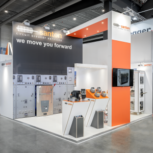 Santon Circuit Breaker Services stand by L&M standbouw