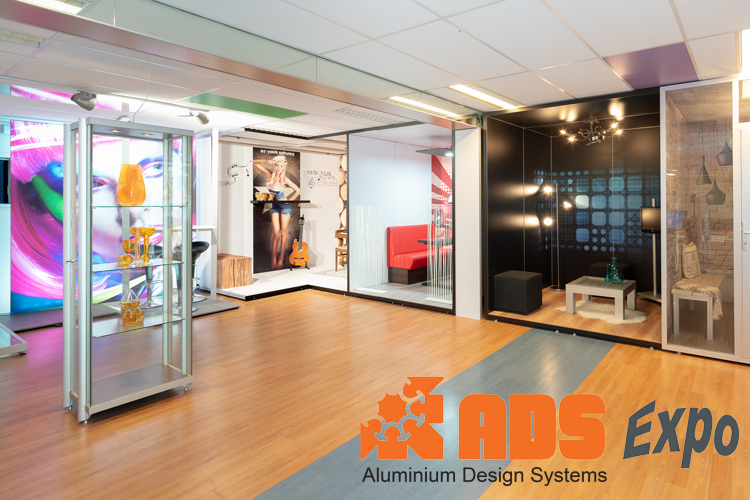 ADS-Expo showroom