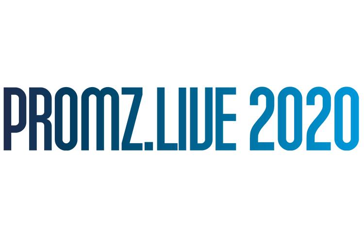 PromZ live 2020 logo