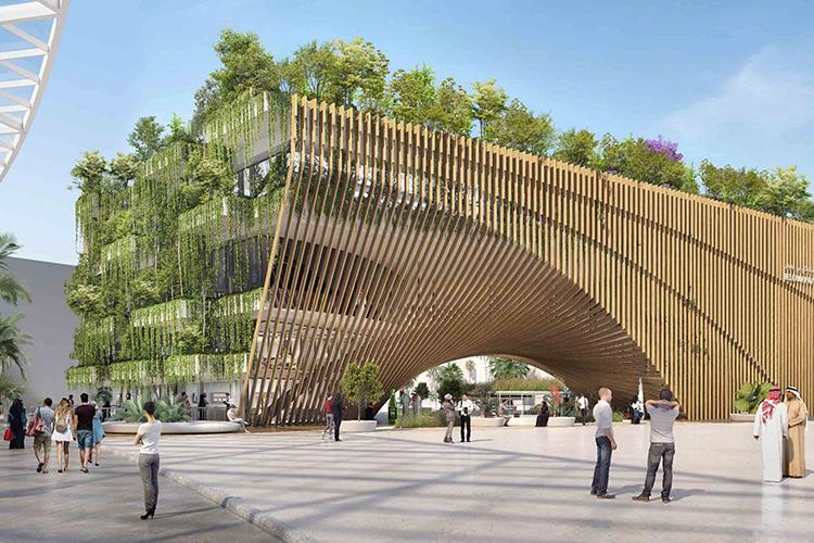 Expo 2020 Belgian pavilion